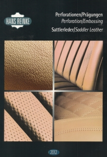 Кожа Perforation Leather автомобильная