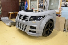 Стол-Reception Range Rover от RS-Line